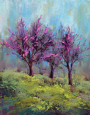 Painting - Signs Of Spring by Karen Margulis