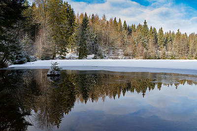Photograph - Silberteich, Harz by Andreas Levi