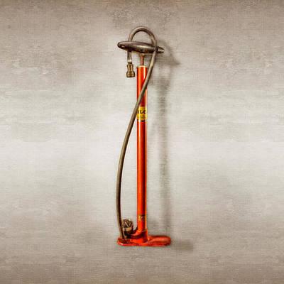 Photograph - Silca Pump by YoPedro