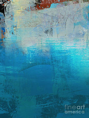 Painting - Silence 1  by Diane Desrochers