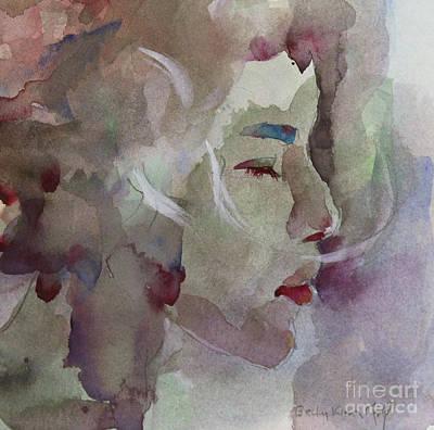 Wcp 1701 Silence Art Print by Becky Kim