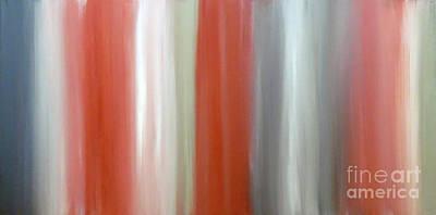 Depression Painting - Silence by Jilian Cramb - AMothersFineArt