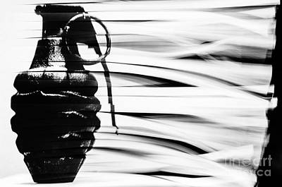 Silence Art Print by Jonas Luis