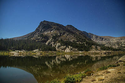 Photograph - Silence Of Lawn Lake by Kunal Mehra