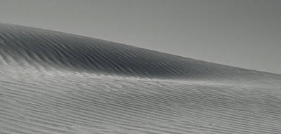 Photograph - Silence On The Dunes by Kunal Mehra