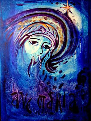 Painting - Silencio by Sarah Hornsby