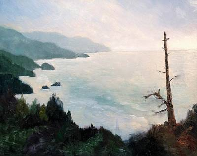 Painting - Silent Guardian by Marlene Kingman