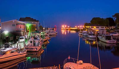 Photograph - Silent Harbor by Patti Raine