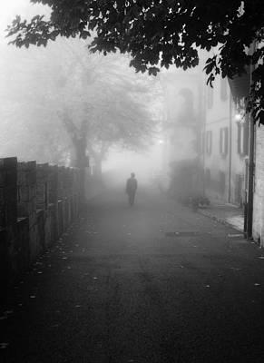 Photograph - Silent Hill by Andrea Mazzocchetti