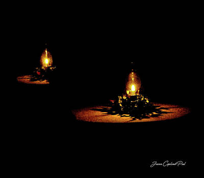Photograph - Silent Night by Joann Copeland-Paul
