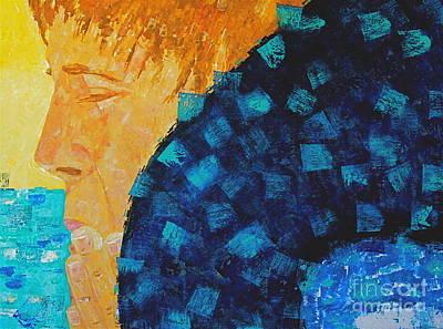 Painting - Silent Prayer by Art Mantia