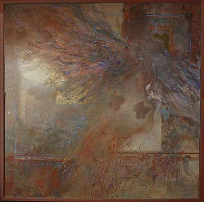 Betty Billups Wall Art - Painting - Silent Prayers by Betty Jean Billups