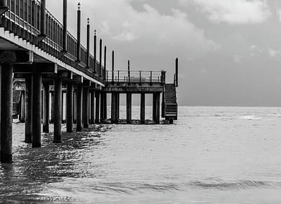 Photograph - Silent Sea by Andrea Mazzocchetti