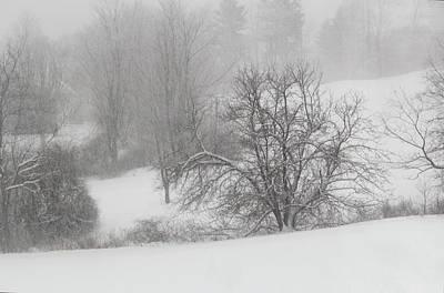 Photograph - Silent Storm by Michael Friedman