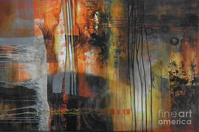 Digital Art - Silent Truths by Carol McIntyre