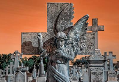 Photograph - Silent Vigil by Wayne Sherriff