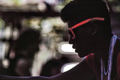Photograph - Silhouette by David Halperin