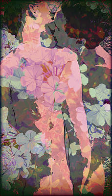 Digital Art - Silk - 2/10 by John Waiblinger