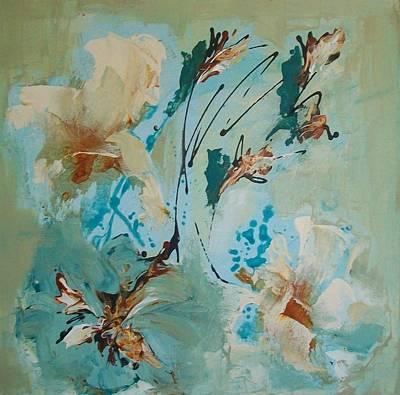 Painting - Silk Rhapsody by Sonal Raje