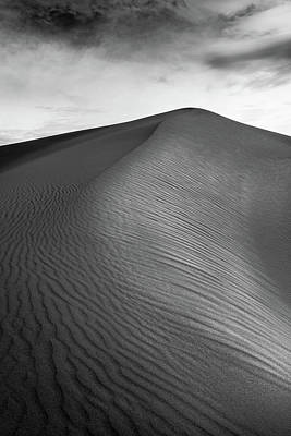 Photograph - Silk Ridges by Alexander Kunz