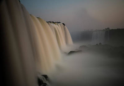 Photograph - Silk Torrent by Alex Lapidus