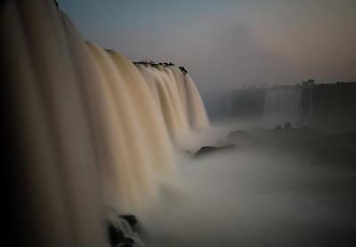 Photograph - Silk Torrent by Alex Lapidus
