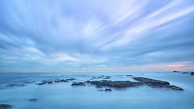 Photograph - Silk Water 2 by Bruno Rosa