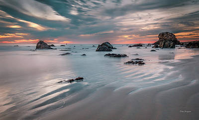 Photograph - Silken  by Tim Bryan