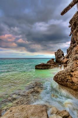 Photograph - Silky Sea by Nadia Sanowar