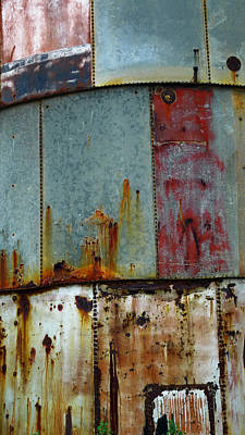 Skiphunt Photograph - Silo Series 1 by Skip Hunt