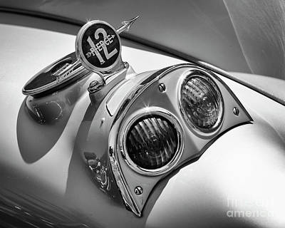 Photograph - Silver Arrow by Dennis Hedberg