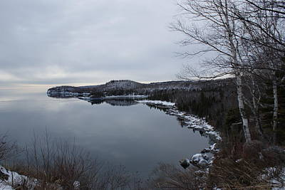 Photograph - Silver Bay by Ron Read