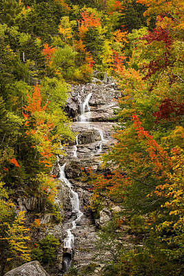 Photograph - Silver Cascade by Robert Clifford