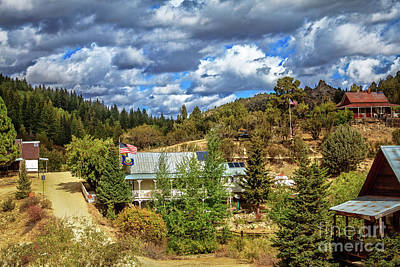 Photograph - Silver City by Robert Bales