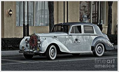 Photograph - Silver Cloud Rr by Marcia Lee Jones