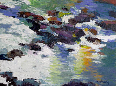 Painting - Silver Creek No. 6 by Melody Cleary