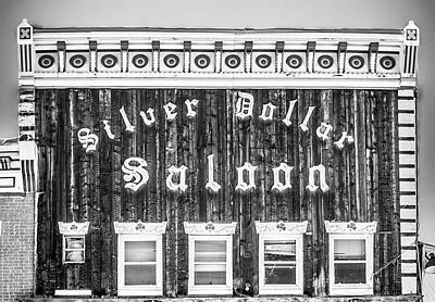 Photograph - Silver Dollar Saloon 4 by Marilyn Hunt