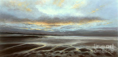 Painting - Silver Light  by Valerie Travers