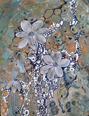 Painting - Silver Lining by Pat Purdy