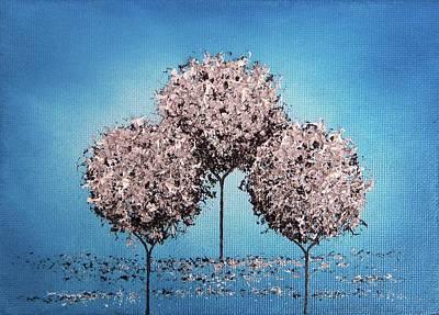 Silver Lining Original by Rachel Bingaman