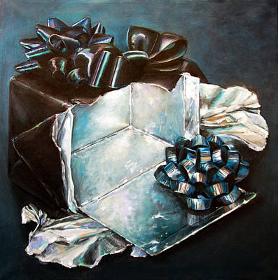 Painting - Silver Linings by Michel McNinch