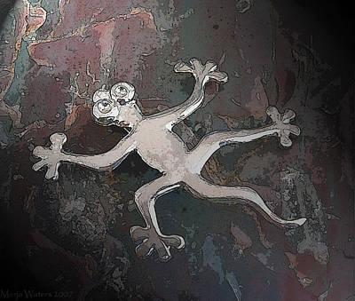 Silver Lizard Original