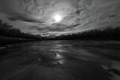 Photograph - Silver Midnight by Alex Lapidus