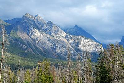 Photograph - Silver Peak by Larry Ricker
