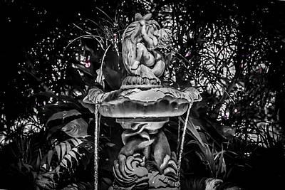 Silver Screen Masterpiece Art Print by Carlos Ruiz