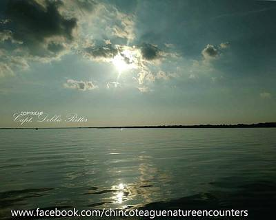Photograph - Silver Sunset by Captain Debbie Ritter