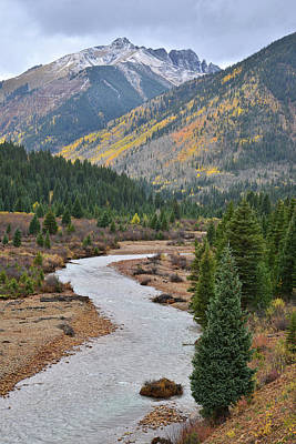 Photograph - Silverton Colorado by Ray Mathis