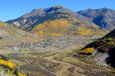 Photograph - Silverton by Frank Townsley