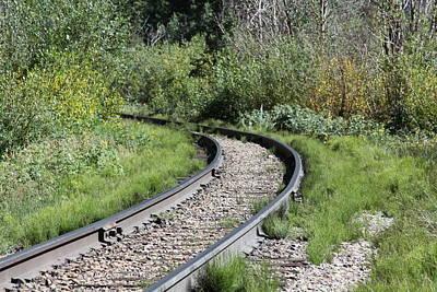 Silverton Train Tracks Original