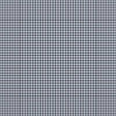Digital Art - Simple Black Plaid Pattern by Gina Lee Manley